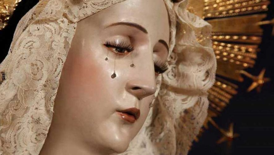 Recorrido procesional de Nuestra Señora de la Soledad, Templo de Santo Domingo | Semana Santa 2019