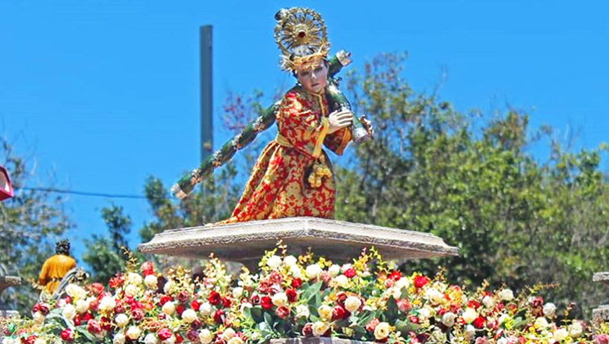 Recorrido procesional del Niño Jesús de la Demanda y la Virgen de Dolores, Sábado de Ramos | Semana Santa 2019