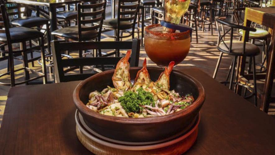 Restaurante & Sport Bar La Llorona ofrece sabrosos tacos guatemaltecos