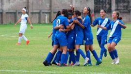 Resultados de Guatemala en el Torneo Femenino U-16 de UNCAF El Salvador 2019