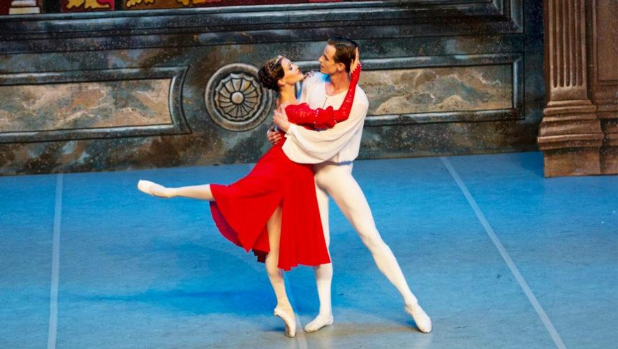 Romeo y Julieta, por el Russian Classical Ballet en Guatemala | Mayo 2019