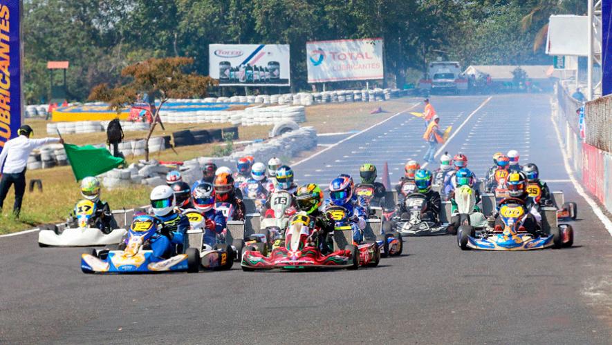 Segunda fecha del Campeonato Nacional de Karting | Abril 2019