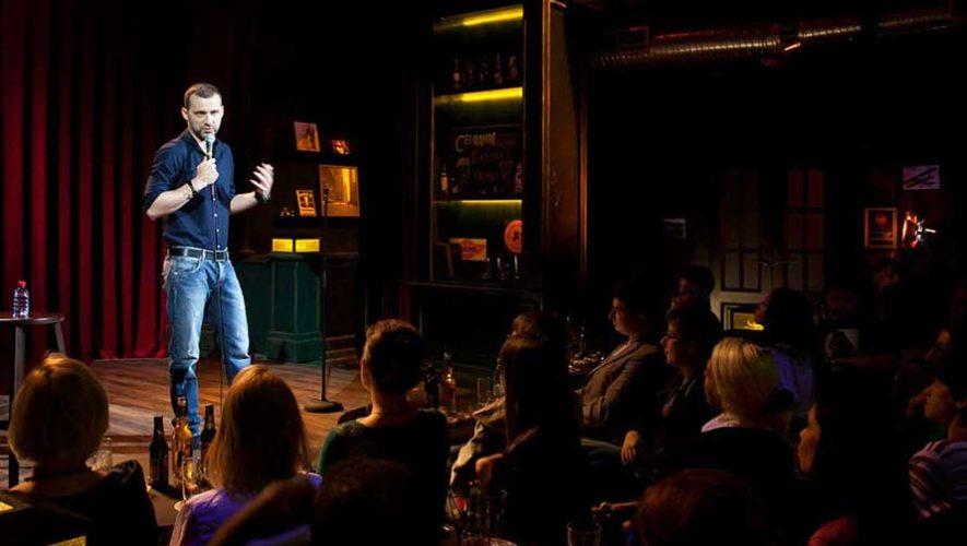 Show de comedia en Gastro Monkey | Abril 2019