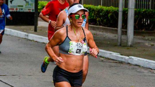 Silvana de Rasch, la mejor centroamericana en la Maratón de Boston 2019