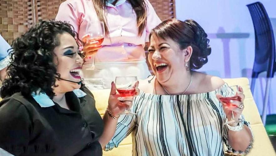 Simplemente Amigos, comedia de teatro musical | Mayo 2019