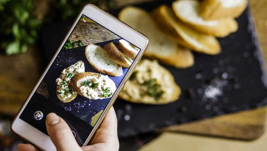 Taller de food styling para emprendedores | Abril 2019