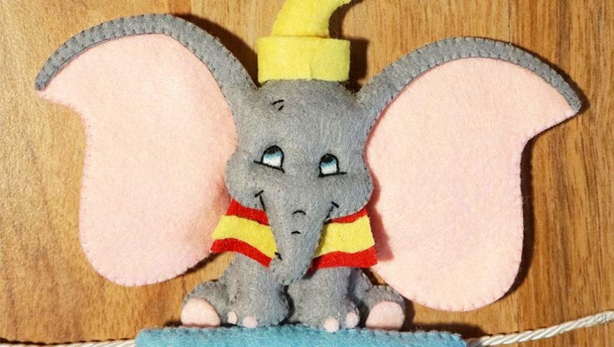 Taller para elaborar al personaje de Dumbo | Abril 2019