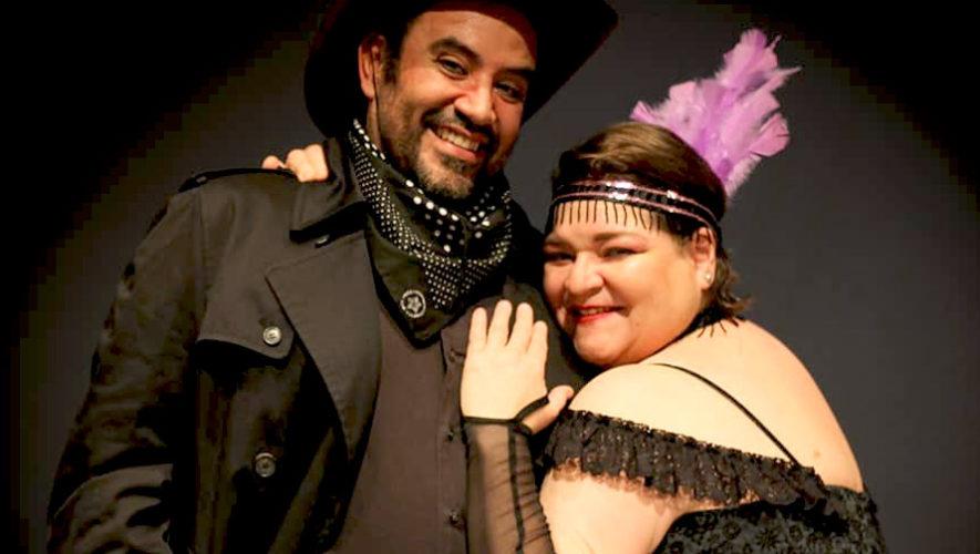 Teatro de comedia con Mónica Sarmientos | Abril 2019