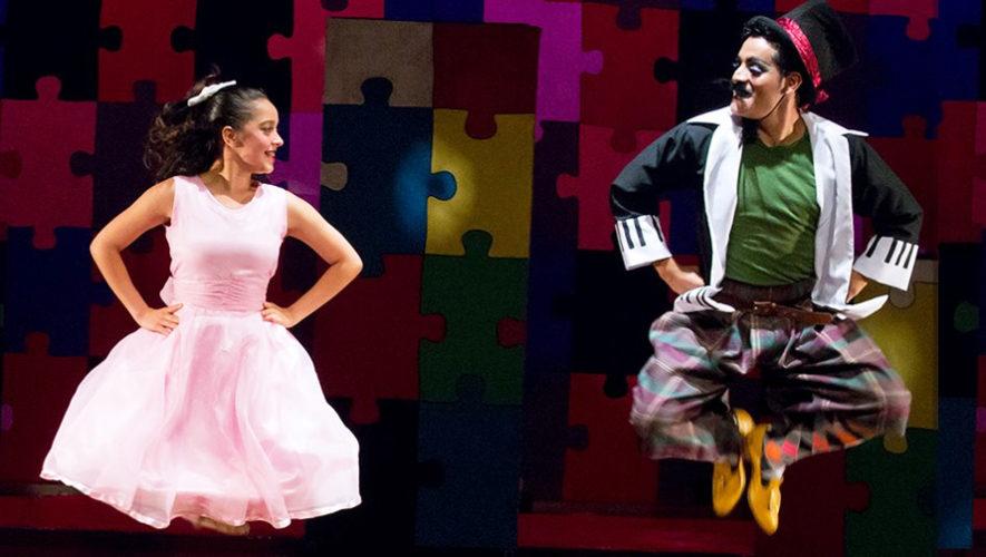 Temporada infantil del Ballet Moderno y Folklórico de Guatemala | Mayo 2019