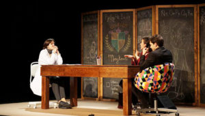 Tiza, obra de comedia española en Guatemala | Julio 2019