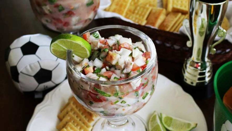 Todo lo que puedas comer de ceviche en restaurante The Captain | Abril 2019