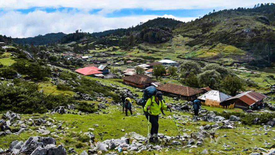 Trekking de Nebaj a Cumbre de Los Cuchumatanes | Abril 2019