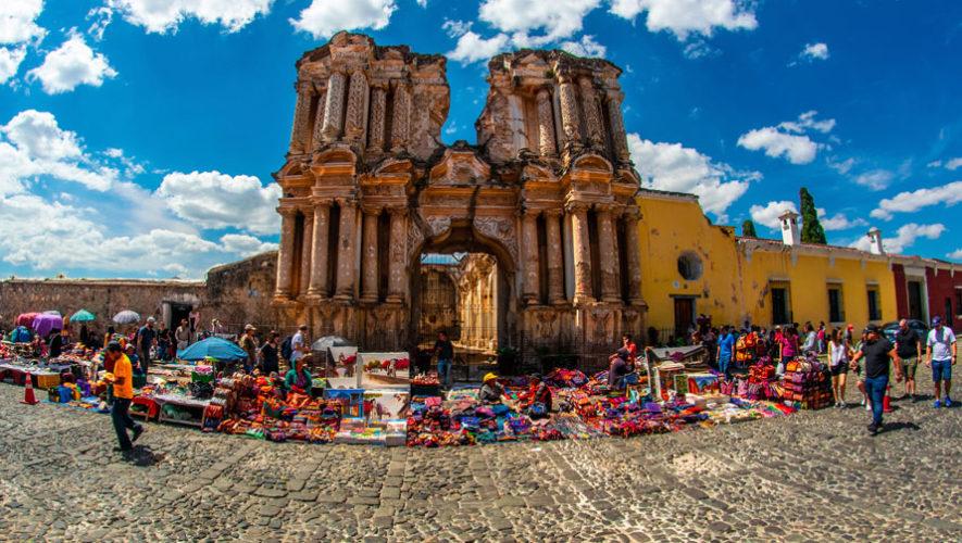 Turismo en Guatemala Semana Santa 2019