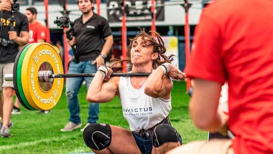 Vera Valdez ganó el primer lugar del PalmaWOD 4.0 2019 en Costa Rica