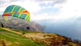 Viaje a Atitlán para hacer un vuelo en parapente | Mayo 2019