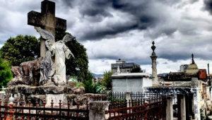 Viaje al necrotour por el Cementerio General de Quetzaltenango | Mayo 2019
