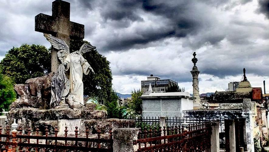 Viaje al necrotour por el Cementerio General de Quetzaltenango   Mayo 2019