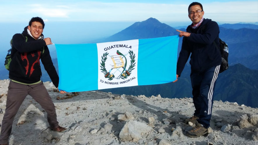 Volcanes Libres de Basura: volcán Tajumulco | Mayo 2019