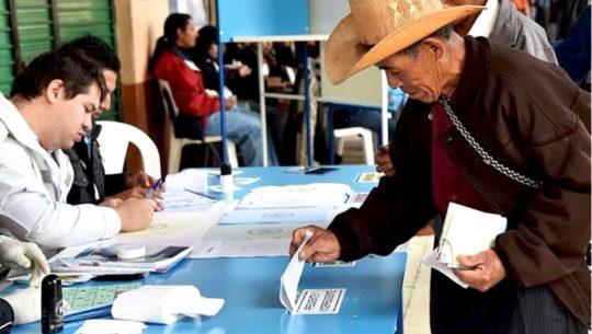 Significado de los colores de las papeletas en las Elecciones Generales de Guatemala