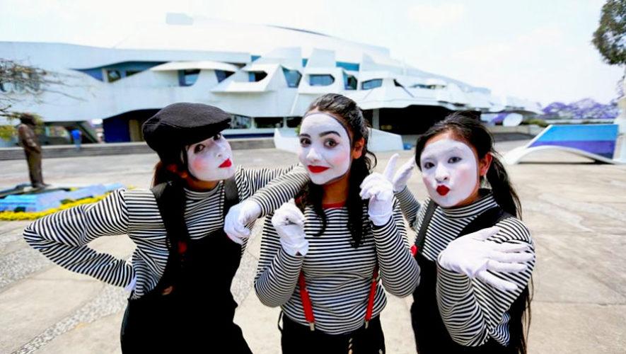 Actividades gratuitas del Festival de Junio 2019 en el Teatro Nacional de Guatemala