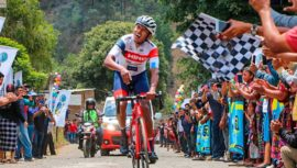 Alder Torres triunfó en La Clásica Patzún 2019