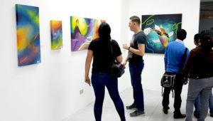 Amor, Fe y Alegría, exposición de arte de Patricia de Paiz | Mayo 2019