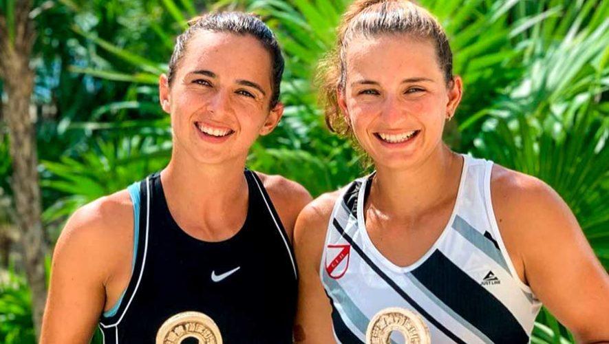 Andrea Weedon se proclamó subcampeona de dobles en el W15 Cancún 2019