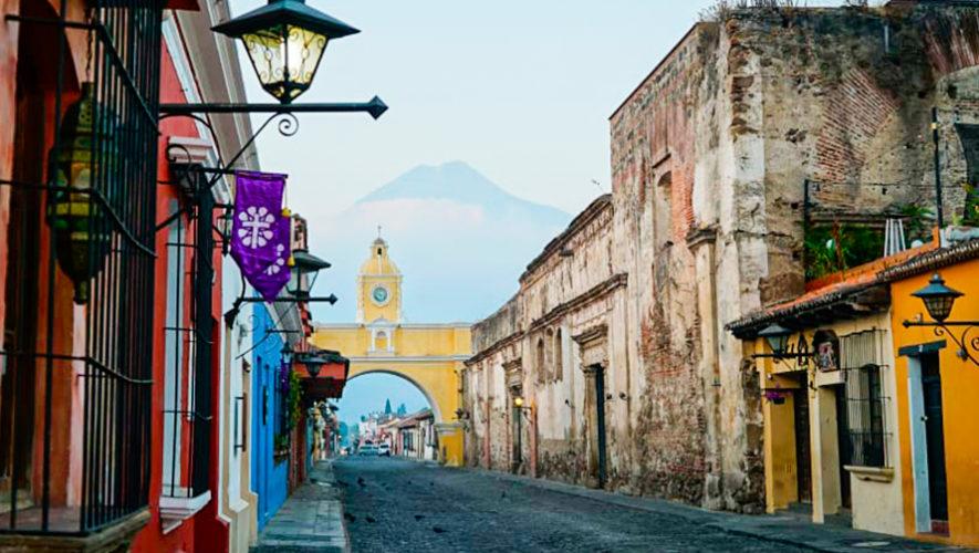Antigua Guatemala es la ciudad más encantadora de Centroamérica, según CNN Travel