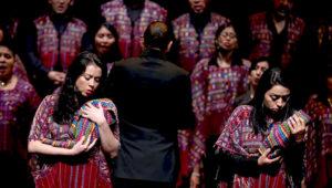Arrullo a Mamá, concierto gratuito del Coro Nacional de Guatemala | Mayo 2019