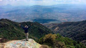 Ascenso a 4 volcanes de Oriente en un fin de semana   Julio 2019
