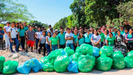 #BasuraChallenge y recolecta por el Día Mundial del Reciclaje en la Ciudad de Guatemala