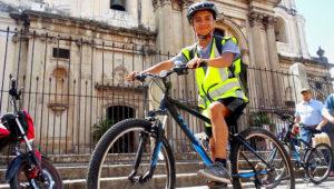 Bicitour arqueológico por la Ciudad de Guatemala | Mayo 2019