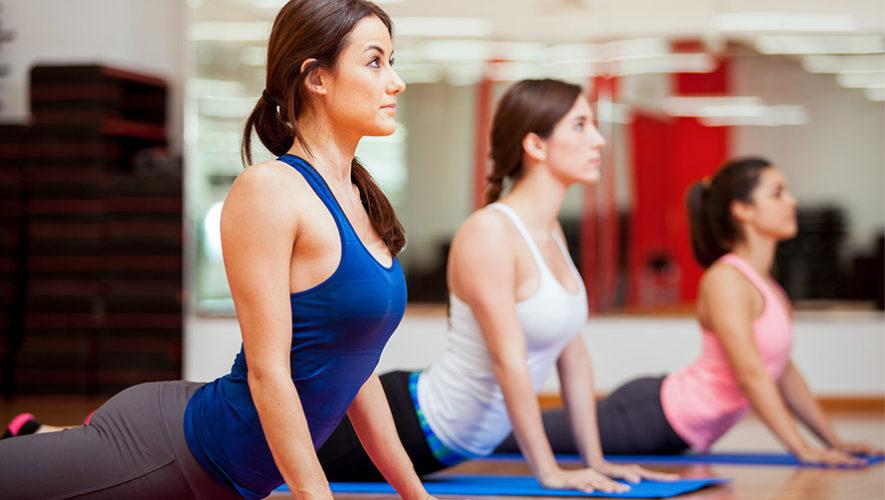 Clases gratuitas de yoga por el Día de la Madre | Mayo 2019