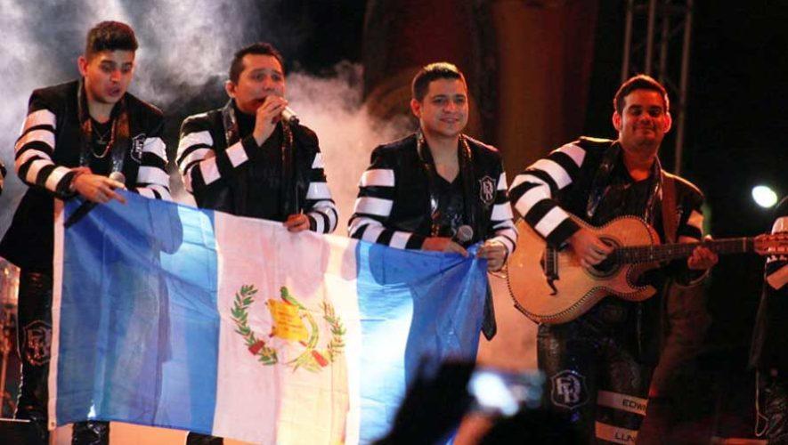 Concierto de Edwin Luna y La Trakalosa de Monterrey en Ciudad de Guatemala | Noviembre 2019