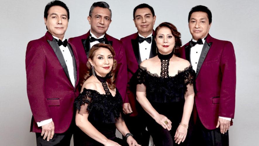 Concierto de Los Ángeles Azules en Guatemala | Junio 2019