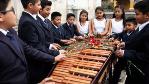 Concierto de Marimba Brisas de Hunahpú   Junio 2019