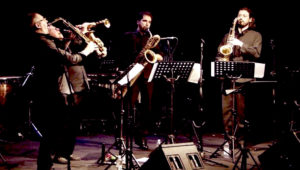 Concierto de jazz por Ialsax Quartet, de Italia   Festival de Junio 2019