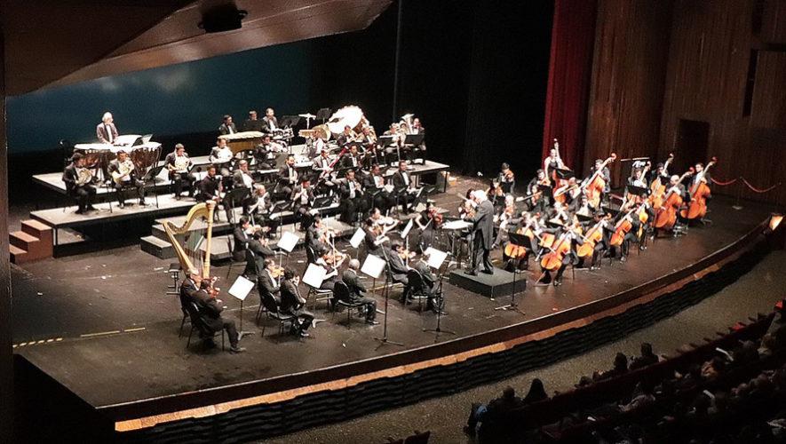 Concierto de la Orquesta Sinfónica Nacional con música de Schumann y Bruckner | Mayo 2019
