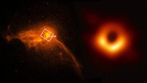 Conferencia acerca del descubrimiento del agujero negro | Mayo 2019