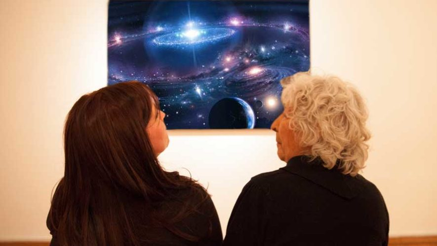 Conferencia: El Tejido del Cosmos en la Universidad Galileo | Mayo 2019
