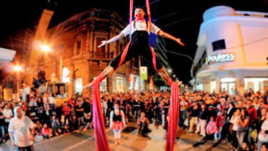 Convocatoria de artistas para el Festival del Centro Histórico 2019