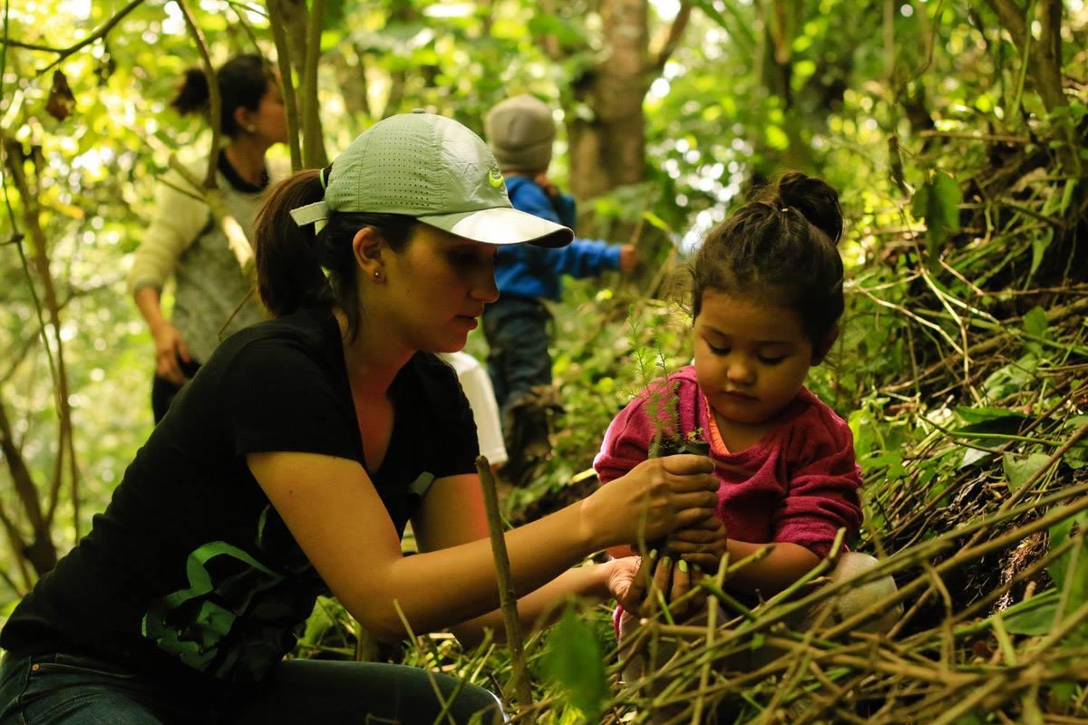 Convocatoria de voluntarios para sembrar árboles en Aldea El Jocotillo