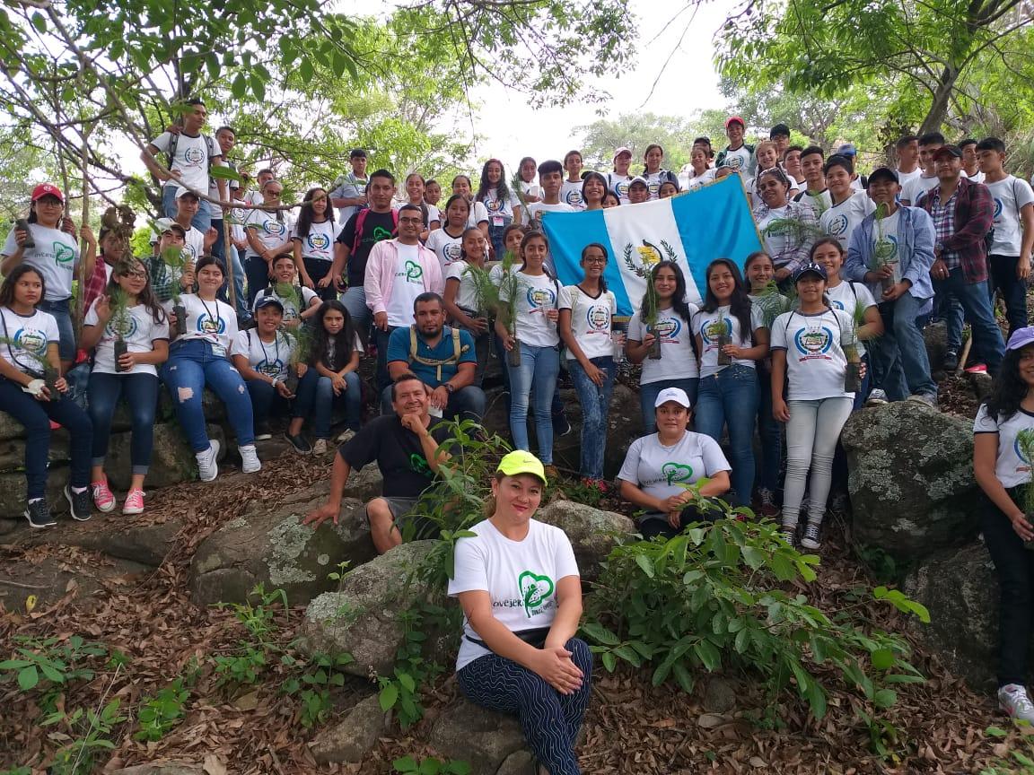 Convocatoria de voluntarios para sembrar árboles en Aldea El Ovejero