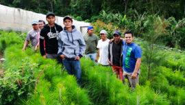 Convocatoria de voluntarios para sembrar árboles en Aldea El Ovejero, Jutiapa en mayo 2019