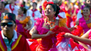Cumbia Pa' Ti, obra musical en Guatemala | Junio - Julio 2019