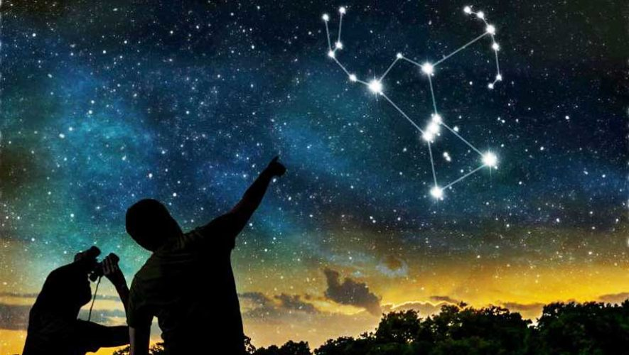 Curso básico de Astronomía sobre constelaciones | Junio 2019