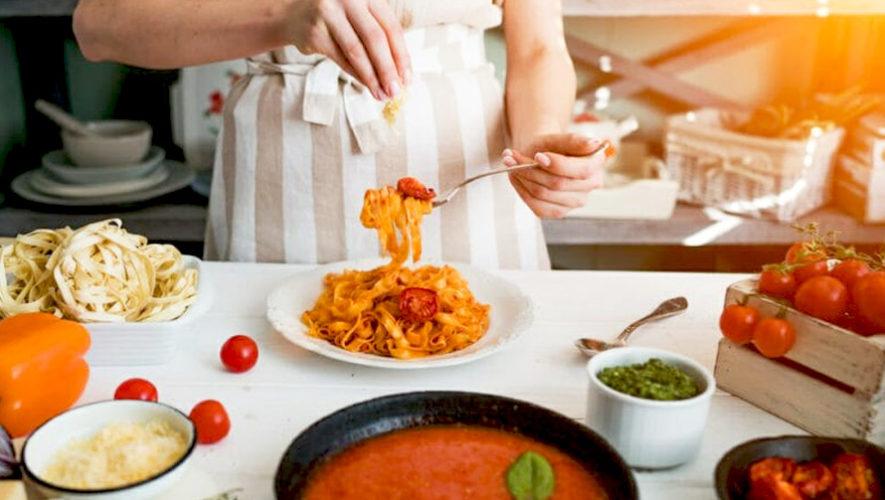 Curso de gastronomía tradicional de Italia   Mayo 2019