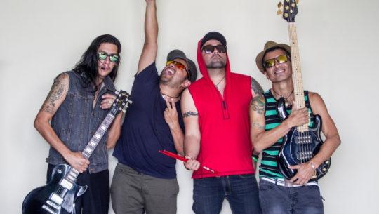 Datos curiosos de la banda guatemalteca Viernes Verde