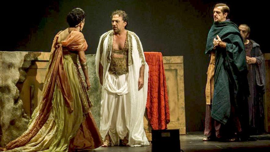 Edipo Rey, obra de teatro clásico | Festival de Junio 2019