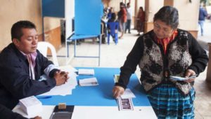 Elecciones generales de Guatemala   Junio 2019